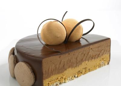 Hasselnøttpralin (Kåret til årets beste norske kake 2010)