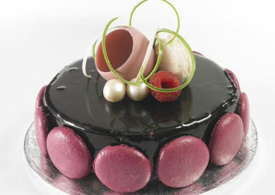 Solbær og sjokolade