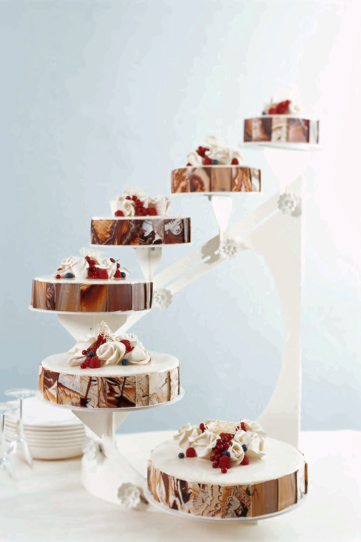 Alternativ 3 kake til 100 personer