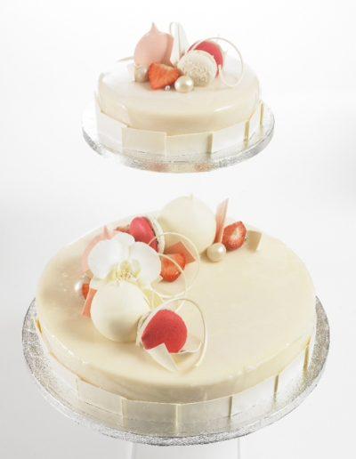 Alternativ 3 kake til 30 personer