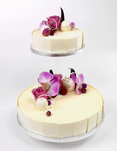 Alternativ 2 kake til 40 personer